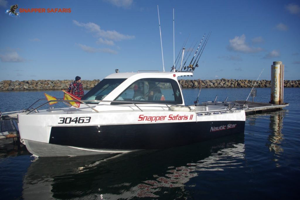 Snapper Safaris II- Charter Fishing Boat